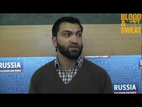 Андрей Орловский: Не исключаю, что вернусь в UFC