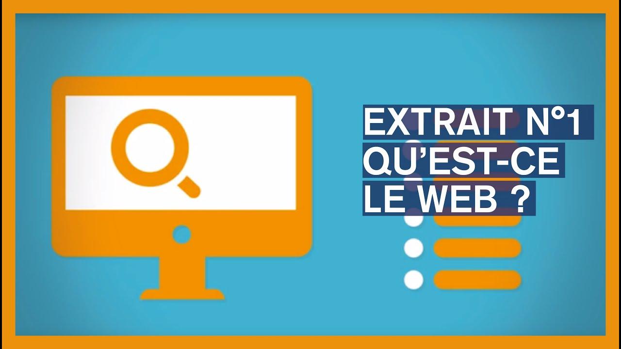 Download Qu'est ce que le web ? - MOOC Culture Digitale