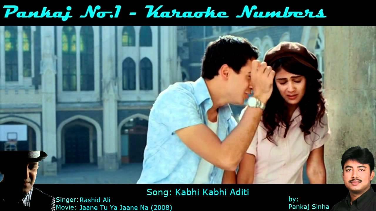 Kabhi kabhi aditi zindagi songs download.