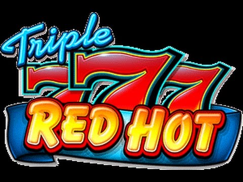 💥Triple red hot 7's 💥 Live Slot Machine Play 💥 from YouTube · Duration:  4 minutes 15 seconds  · 4000+ views · uploaded on 02/10/2016 · uploaded by Slot Cracker