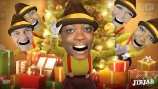 WBK Rockin' Around The Christmas Tree Jib Jab