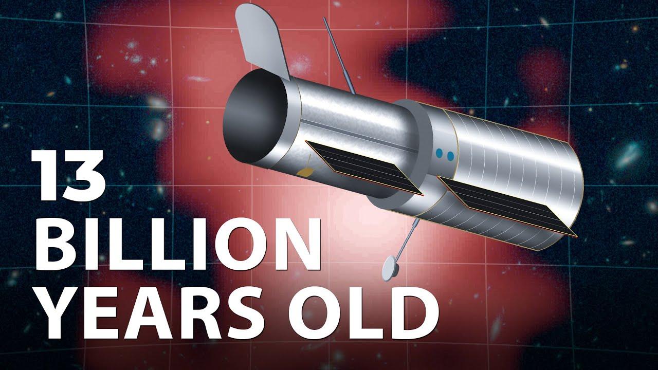 Hubble's 13 Billion Year Old Photo