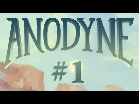 Let's Play Anodyne - 01 - The Temple Of Trials