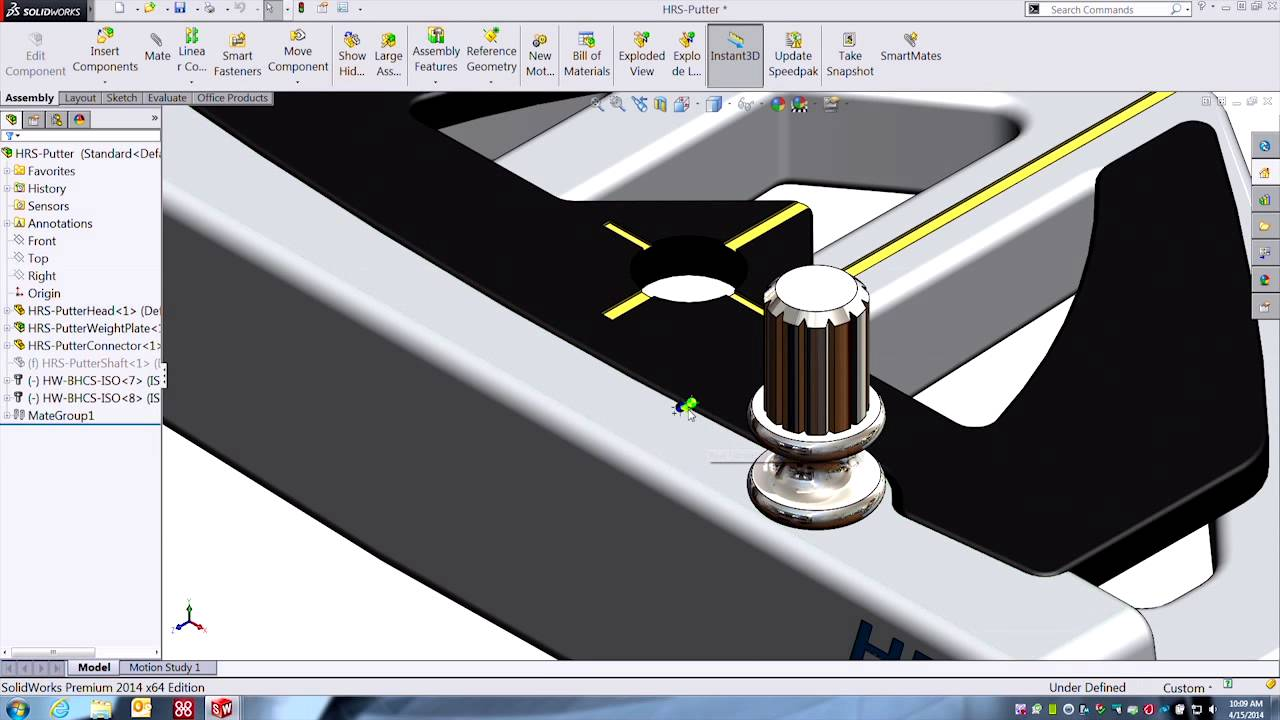 Finding Center of Mass in SolidWorks - Design Engineering