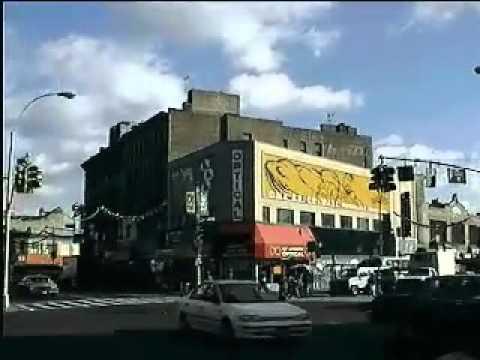 NYC Subway: 3 Avenue, 149 Street, 25 Trains