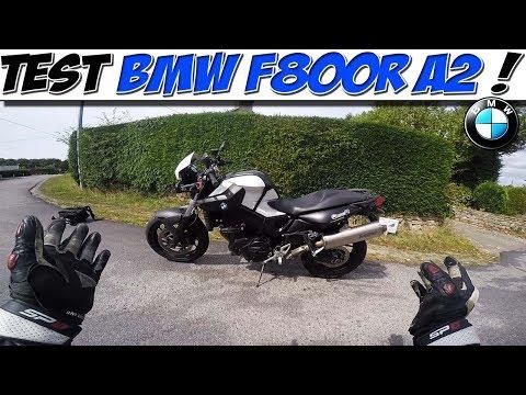 #Moto Vlog 144 : TEST BMW F800R A2 / PARFAITE POUR LE CRUISE ! 👍