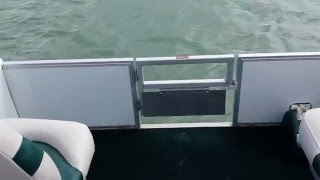 2001 Crest Pontoon 22 - Used Boats for Sale in Venice, Florida