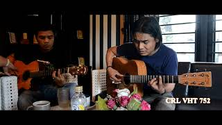 Download COVER CRL57 - '' SUARA''   HIJAU DAUN  ( Cover Charly VHT )