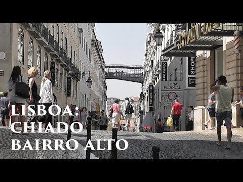 LISBON: Chiado & Bairro Alto districts (3/5) Portugal