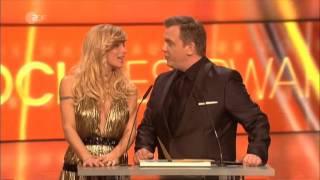 Goldene Kamera  2014 für Horst Lichter ( beliebteste TV-Koch Deutschlands )