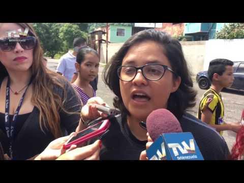 Se registra fuerte represión en el estado Táchira de Venezuela