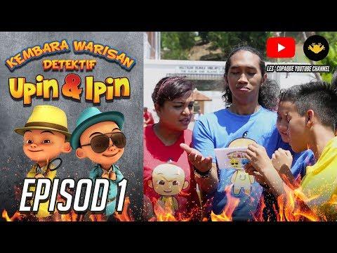 Episod 1 Kembara Warisan Detektif Upin & Ipin