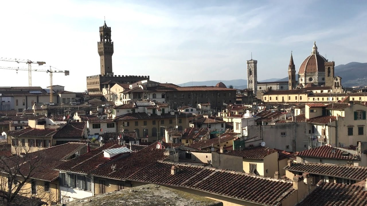 Apartments Florence - Incredible 360° View of Florence ...