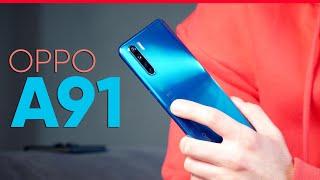 Обзор смартфона Oppo A91. Eldorado.ua