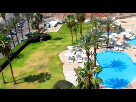 Эйлат - Принцесса Эйлата Вид из отеля / From The Eilat Princess Hotel