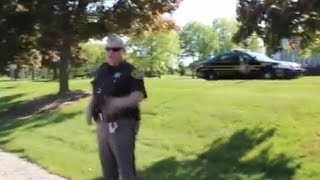 More Police Harassment for Filming in Pontiac, MI (3/4)
