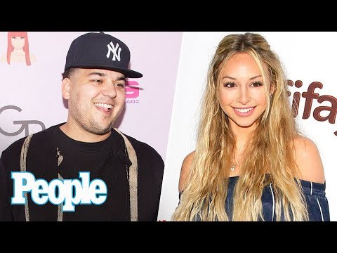 Rob Kardashian Dating Again, Corinne Olympios Heading To Bachelor In Paradise? | People NOW | People