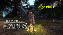 Riders of Icarus Deutsch | Gameplay | Deutsch | PC/1440p60fps