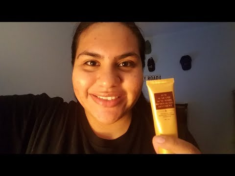 UPDATE: TCM SCAR AND REMOVAL ACNE MARK REMOVAL GEL OINTMENT