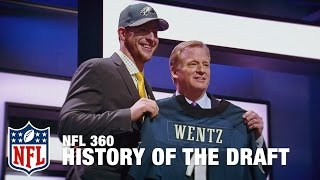 Love the Draft? Thank Philly | NFL Draft History in Philadelphia | NFL 360