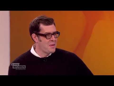Richard Osman On Being A Weird Crush | Loose Women