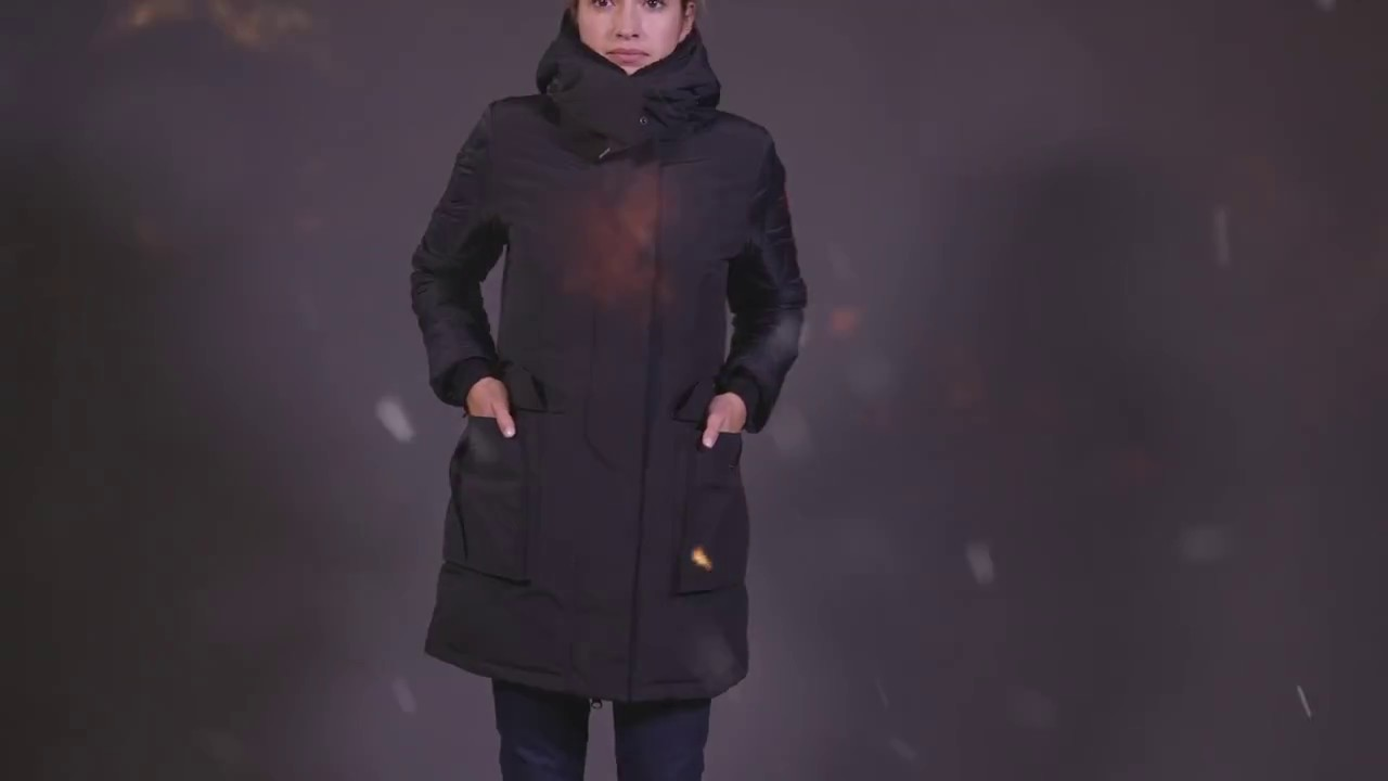 Canada Goose Women's Rossclair Parka 2017 Review YouTube