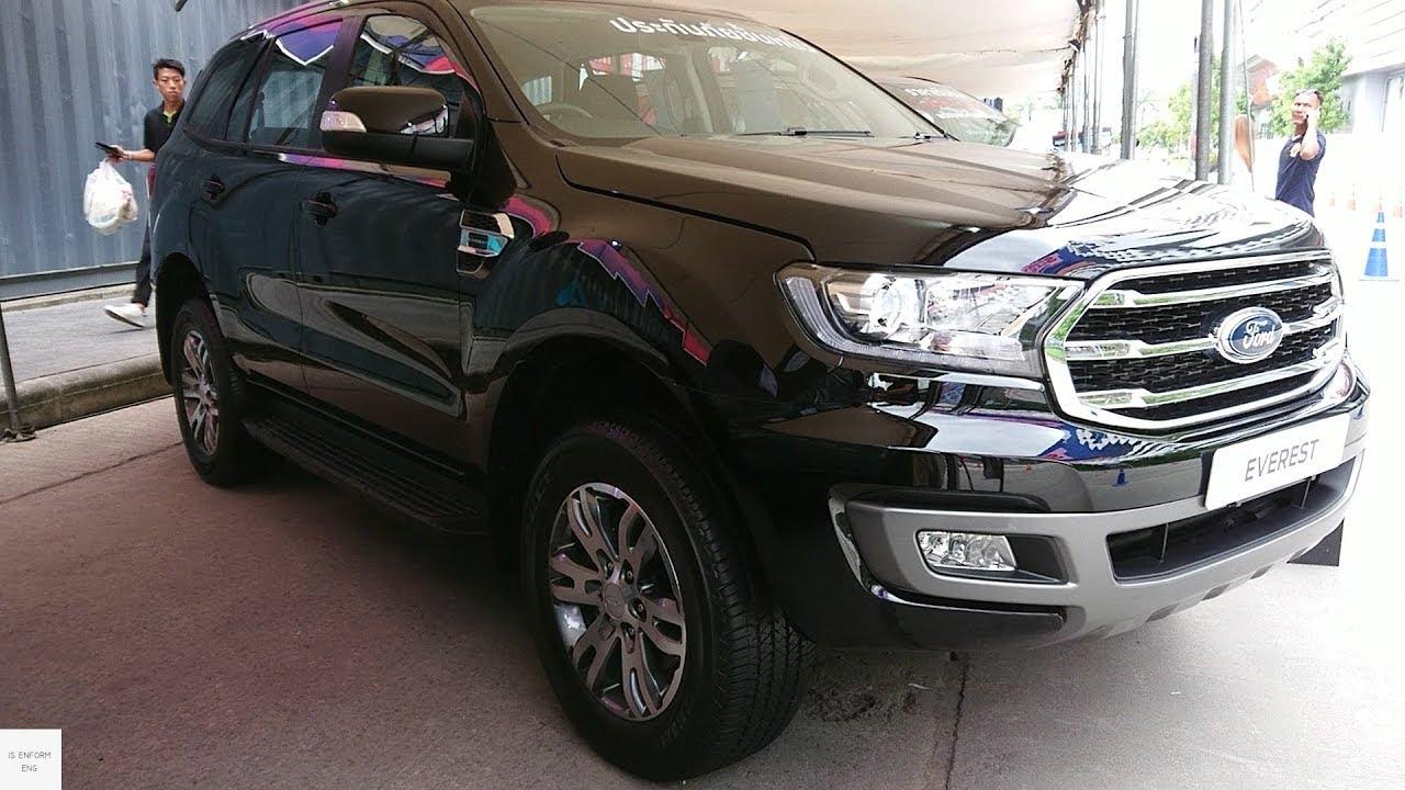 Ford Everest 2020 phiên bản 2.0 Diesel 4X2 Trend