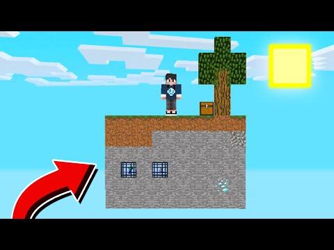 BISAKAH BERTAHAN HIDUP DI PULAU 2D MINECRAFT INI?! - Minecraft Indonesia thumbnail