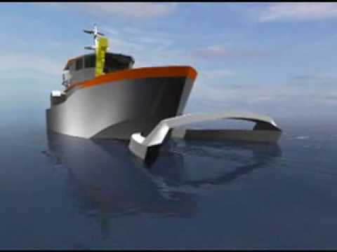 SPILLGLOP 250 : Offshore Oil Spill Recovery Vessel