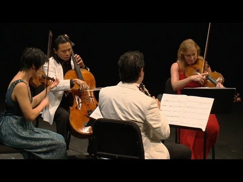 Commissions and Premieres - La Jolla Music Society's SummerFest 2011