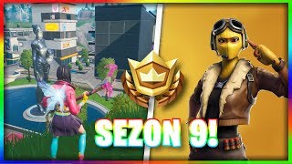Update 9.0 | New SKINS and WEAPONS! | (Fortnite SEASON 9)