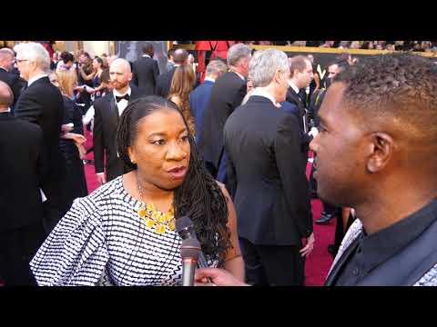 Tarana Burke Talks #MeToo At Oscars 2018 Red Carpet / Black Hollywood Live