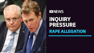 PM dismisses calls for inquiry into historical rape allegation denied by Christian Porter | ABC News