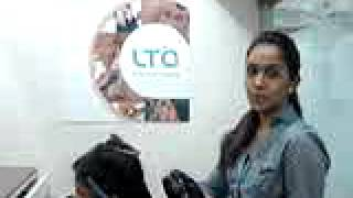 Watch student's Hairdressing workshop with LTA School of Beauty Thumbnail