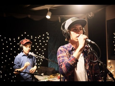Grieves & Budo - Bloody Poetry (Live on KEXP)