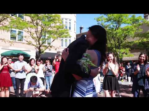 Flashmob Proposal at Princeton 2015
