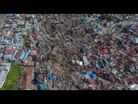 Indonesia: Aumenta A 1,032 Los Fallecidos Por Terremoto Y Tsunami   90 Matinal