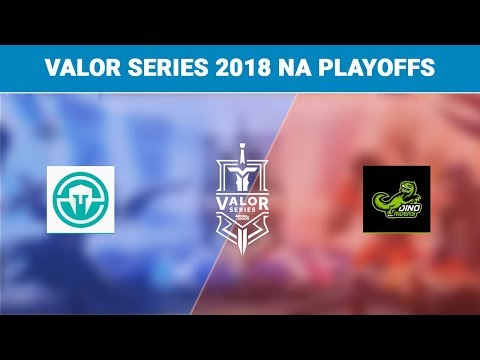 Highlights: Immortals vs Dino Riders | Valor Series 2018 NA Playoffs