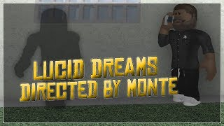 Juice Wrld - Lucid Dreams (Dir. by Monte) - Official ROBLOX Music Video