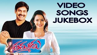 Thammudu Telugu Movie Video Songs Jukebox || Pawan Kalyan, Preeti Jhangiani