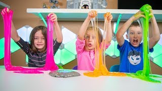 Kids Playing with Slime Toys A Fun Kid Friendly Toy Video for Girls & Boys by Kinder Playtime