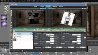 Видео урок Ключевые кадры. ProShow Producer