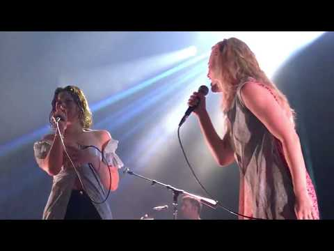 Aly & AJ  Potential Breakup Song 64  Promises Tour Anaheim