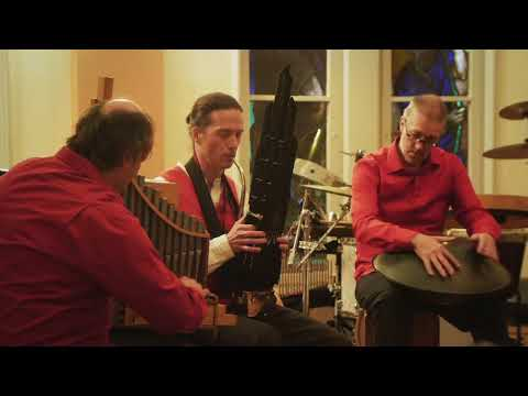 Hang Drum, Sheng and Portative Organ - 3 Rare Instruments Performed Live