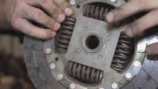 DIY: How to replace Land Rover Defender Clutch