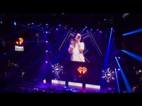 Alessia Cara - Scars To Your Beautiful (live at Jingle Ball 2016 in Los Angeles)
