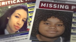 Close to a dozen black and Latina teen girls are missing in Washing...