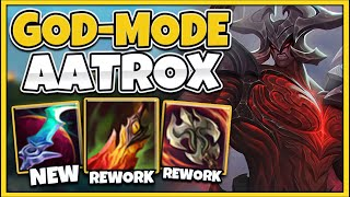 THE BIGGEST WINNER OF SEASON 11! NEW AATROX IS 100% BEYOND BROKEN - League of Legends