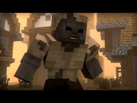 Долина мёртвых (Майнкрафт Анимация) Зомби апокалипсис