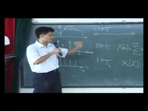 Fundamentals of Signal Processing - Sampling and Frequency Analysis  by Prof. Minh Do